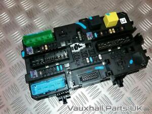 Details about Vauxhall Astra H MK5 Rear Fuse Box Relay REC 13268287 on