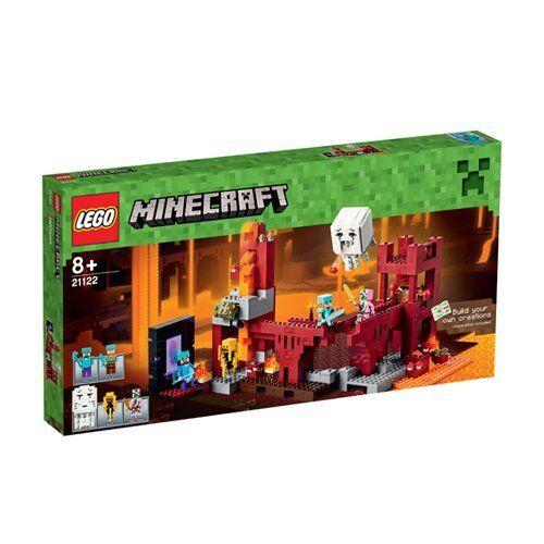 LEGO 21122 Minecraft Minecraft Minecraft - The Nether Fortress 962489