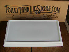 Kohler 84406 Memoirs Toilet Tank Lid White, Classic version, Nice! 18A