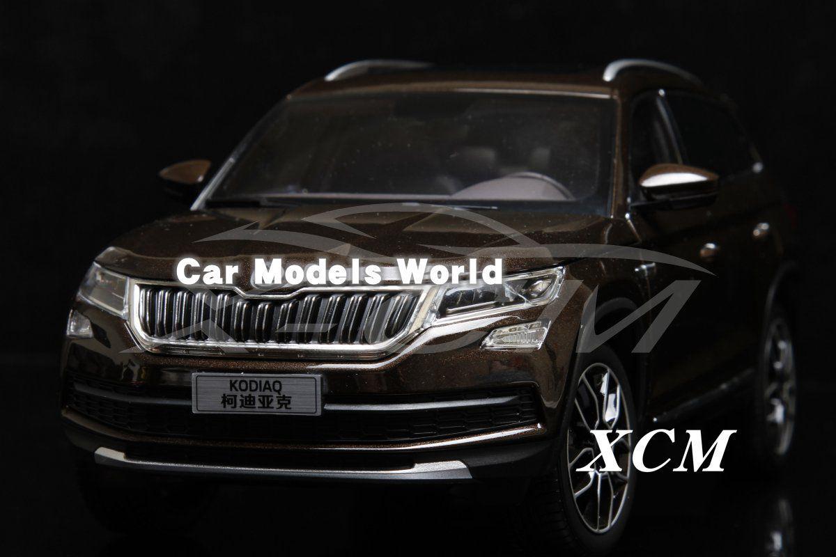 Car Model for Kodiaq SUV 1 18 (Marronee) + SMALL GIFT