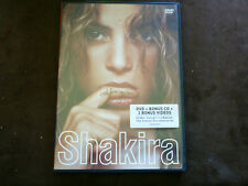 Epic  DVD + CD SHAKIRA  Oral Fixation Tour