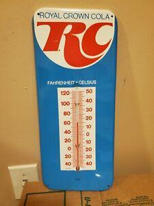 35c RC COLA Royal Crown -Pyramid Glass Bottle MOON PIE