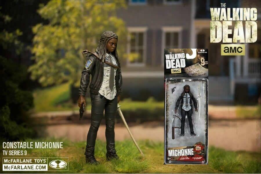 Mcfarlane Morti Camminano - Serie Tv 9 - Constable Michonne - Personaggio -