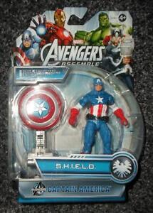 Marvel-Universe-Captain-america-S-H-I-E-L-D-4-034-FIGURE-Blast-shield-Avengers