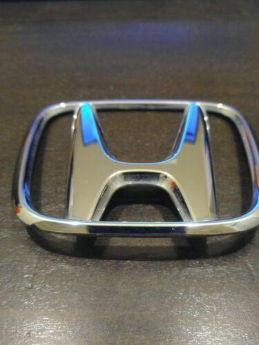 2003-2005 honda accord rear trunk logo badge chrome emblem  OEM 75701-SDA-0001