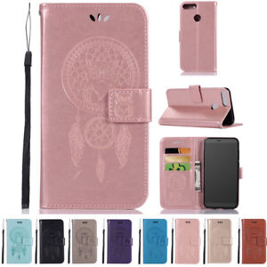 check out 047c4 fe4bc Details about For Asus Zenfone Max Plus (M1) ZB570TL Magnetic Flip Wallet  Leather Case Cover