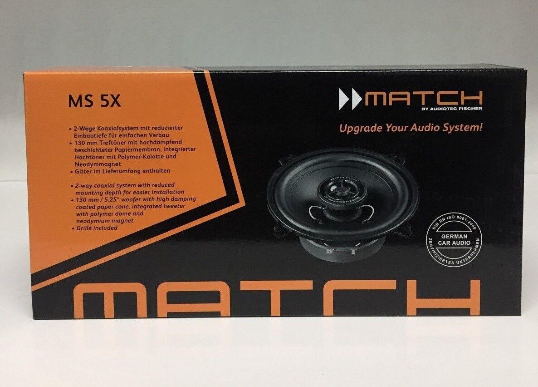 MATCH MS 5X