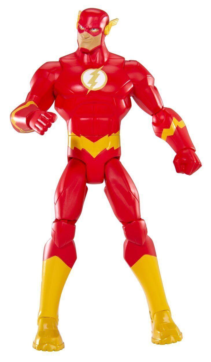 Dc comics insgesamt helden flash 6  - action - figur neues spielzeug gerechtigkeitsliga