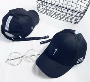Kpop-WANNA-ONE-Kang-Daniel-Snowflake-Cross-Style-Baseball-Cap-Strapback-Hat
