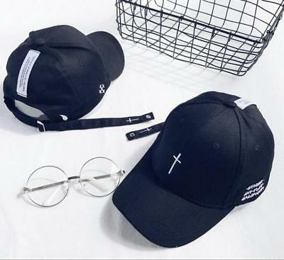 b421e68595c1e2 Kpop WANNA ONE Kang Daniel Snowflake Cross Style Baseball Cap Strapback Hat    eBay