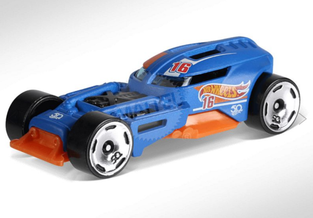 2018 Hot Wheels 50th Anniversary Race Team with Special Wheels You Handpick