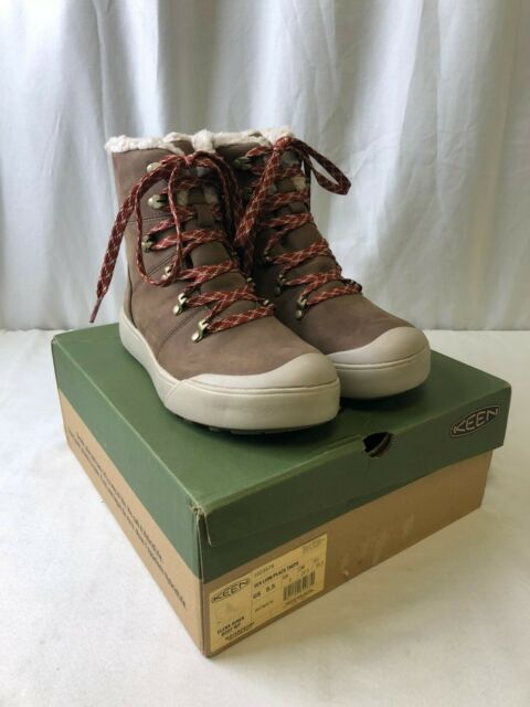 Keen Women's Elena Hiker Boot WP Waterproof Hiking Boots Size 6