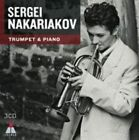 Sergei Nakariakov Trumpet & Piano 0825646720941 by Bernstein CD