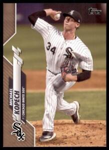 2020-Topps-Series-2-Base-Gold-584-Michael-Kopech-2020-Chicago-White-Sox