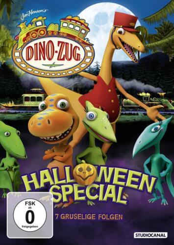 1 von 1 - Dino-Zug - Halloween-Special   DVD NEU