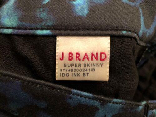 X J Skinny Ink Brand Bt Sort 29 Jeans 25 Blå Indigo Kvinders Super 620o241ib dCqd1
