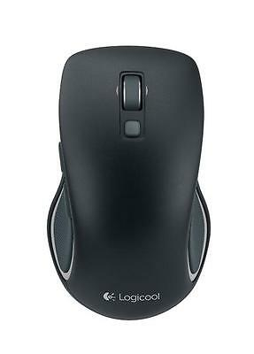 Logicool by Logitech M560 Black Wireless Mouse for Windows 7 & 8