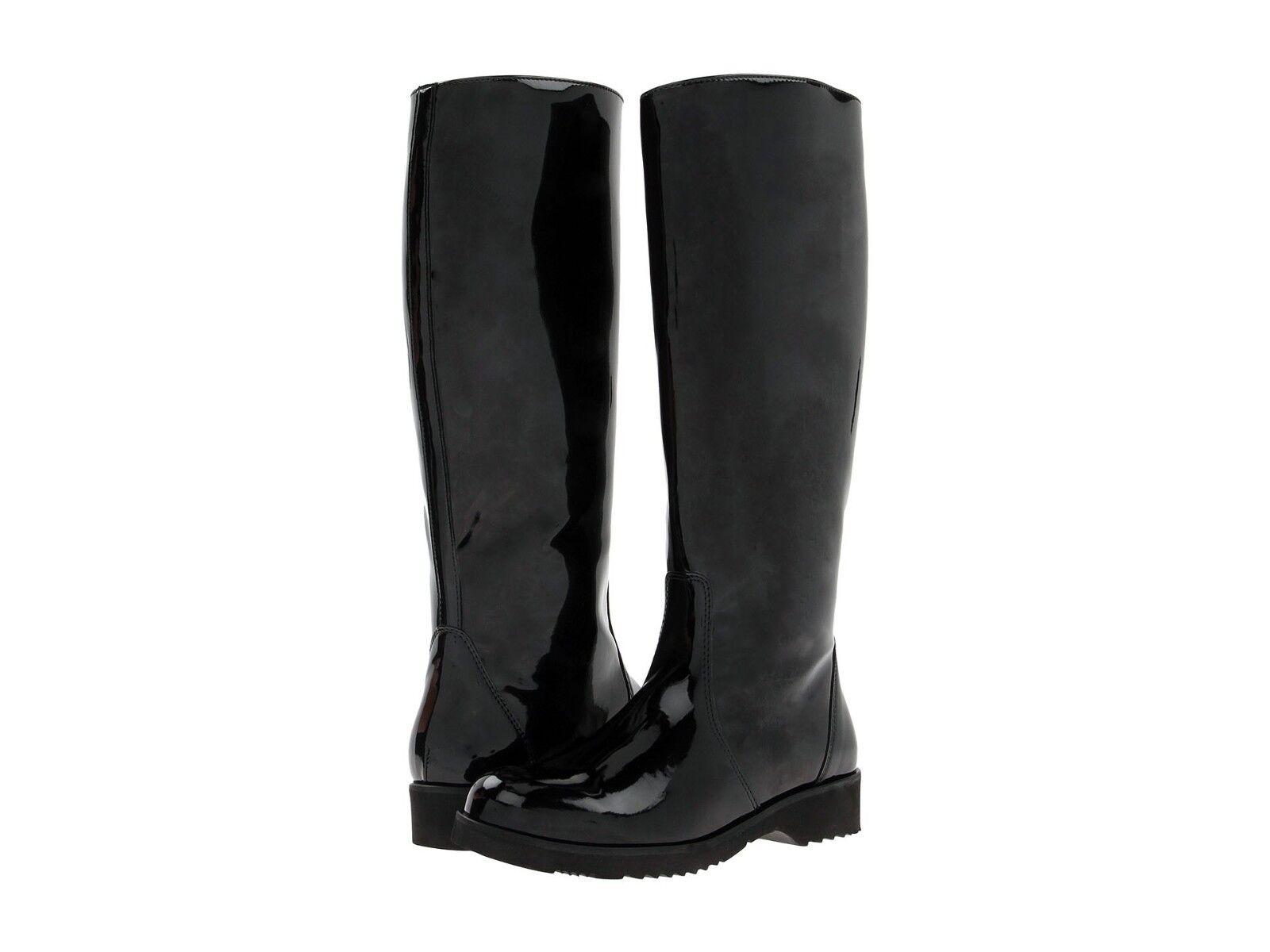 La La La Canadienne Womens Harlie Knee-High Casual Riding Equestrian Waterproof Boots 521f7e