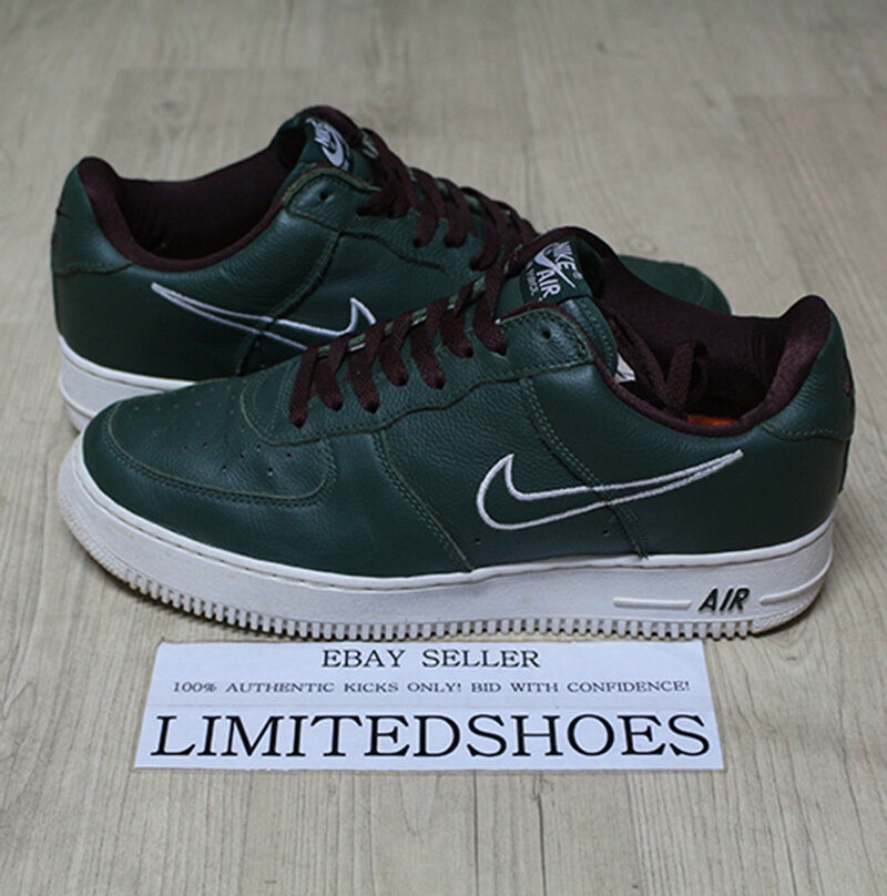NIKE AIR FORCE FORCE FORCE 1 B HONG KONG 624040-311 US 11 low supreme 3m snake questlove bhm 3e7254