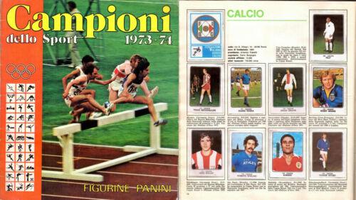 Album Figurine Campioni dello Sport 73 74 in Pdf