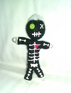 how to make an authentic voodoo doll
