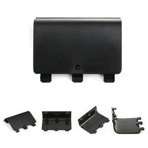 Battery-Cover-Door-Lid-Shell-Replacement-for-XBOX-One-Black-Wireless-Controller