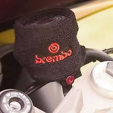 BREMBO RESERVOIR OIL TANK COVER SOCK FAST SHIPPING