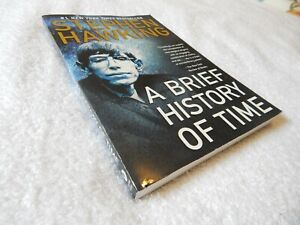 A Brief History of Time by Stephen Hawking (1998, Paperback, Expanded)