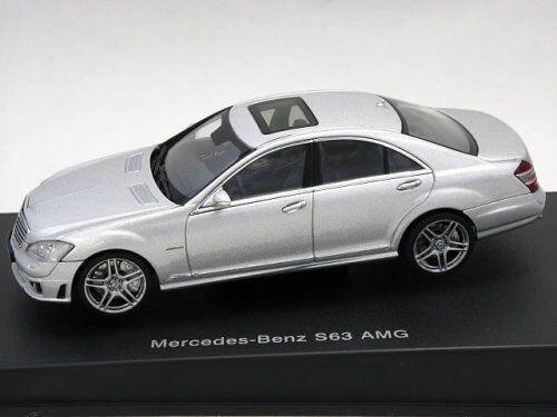 Autoart 143 S63 MERCEDES BENZ AMGargentoo  56206 modellolo Pressofuso