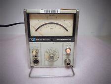 Hewlett Packard Hp 435a Power Meter