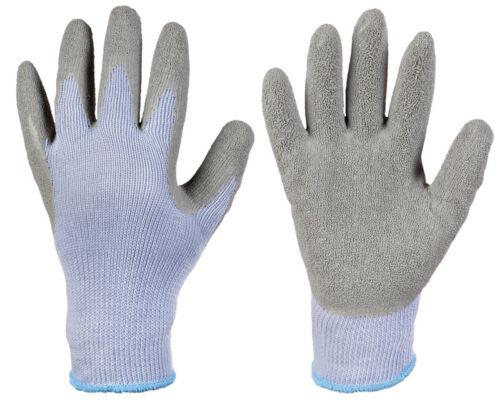 Montagehandschuhe Thermo Handschuh Arbeitshandschuhe Winter KÄLTESCHUTZ  Gr 9-11