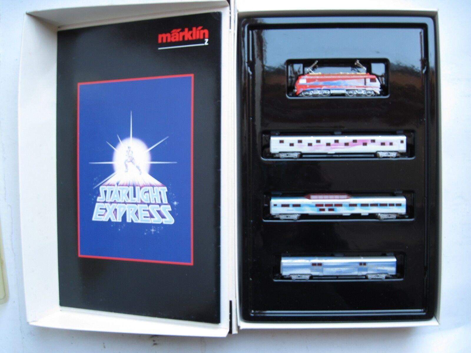 Märklin 8117 Starlight Express Elektra