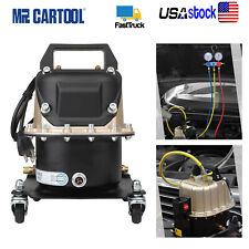 Auto Hvacac Air Conditioner Vacuum Pump Dual Use Air Vacuum Pump Tool 110v