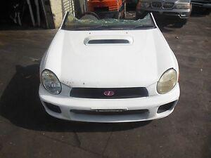 Image Is Loading 01 03 JDM Impreza WRX STi RA Front