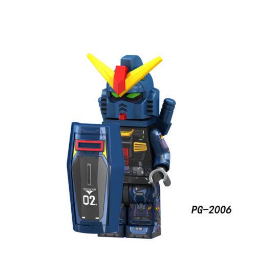 PG2006 Sci-Fi Toy Cartoon Compatible POGO #2006 Robot Custom Animation #H2B