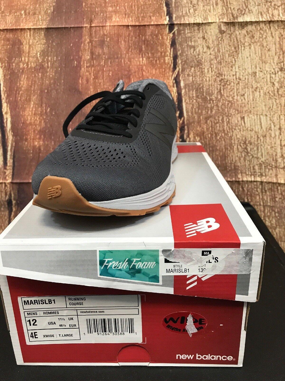 promo code 9ed91 a4058 New Balance Balance Balance Fresh Foam Arishi Men s Running Shoes DK GRAY  SZ 12 4E a903cd