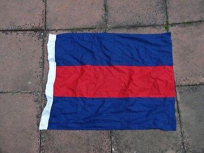 Hurricane Warning Storm Signal Safety 100D Woven Poly Nylon 3x3 3/'x3/' Flag
