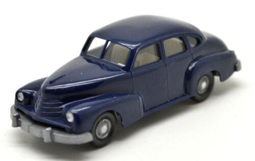 Wiking  110//4    Opel Kapitän 1951 stahlblau