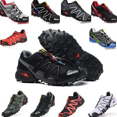Neu Salomon Speedcross 3 Cross Schuhe Herren Hikingschuhe Laufschuhe EUR 40 47 | eBay 6wtvK