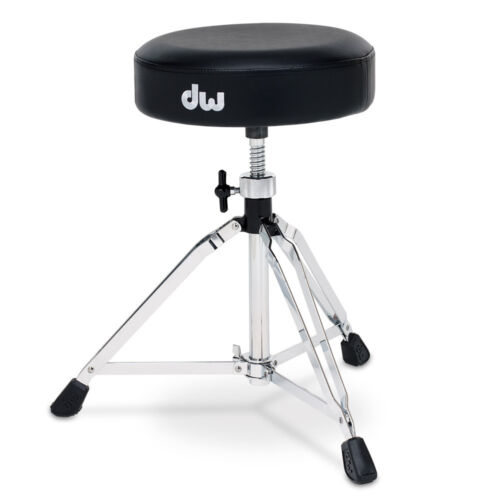 DWCP5100 DW Drums 5000 Series Double Braced Round Workhorse Throne
