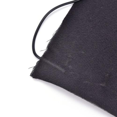5V Carbon Fiber Heater Usb Heated Mat Jacket Heated Pads Winter Warmer HeateHFj$