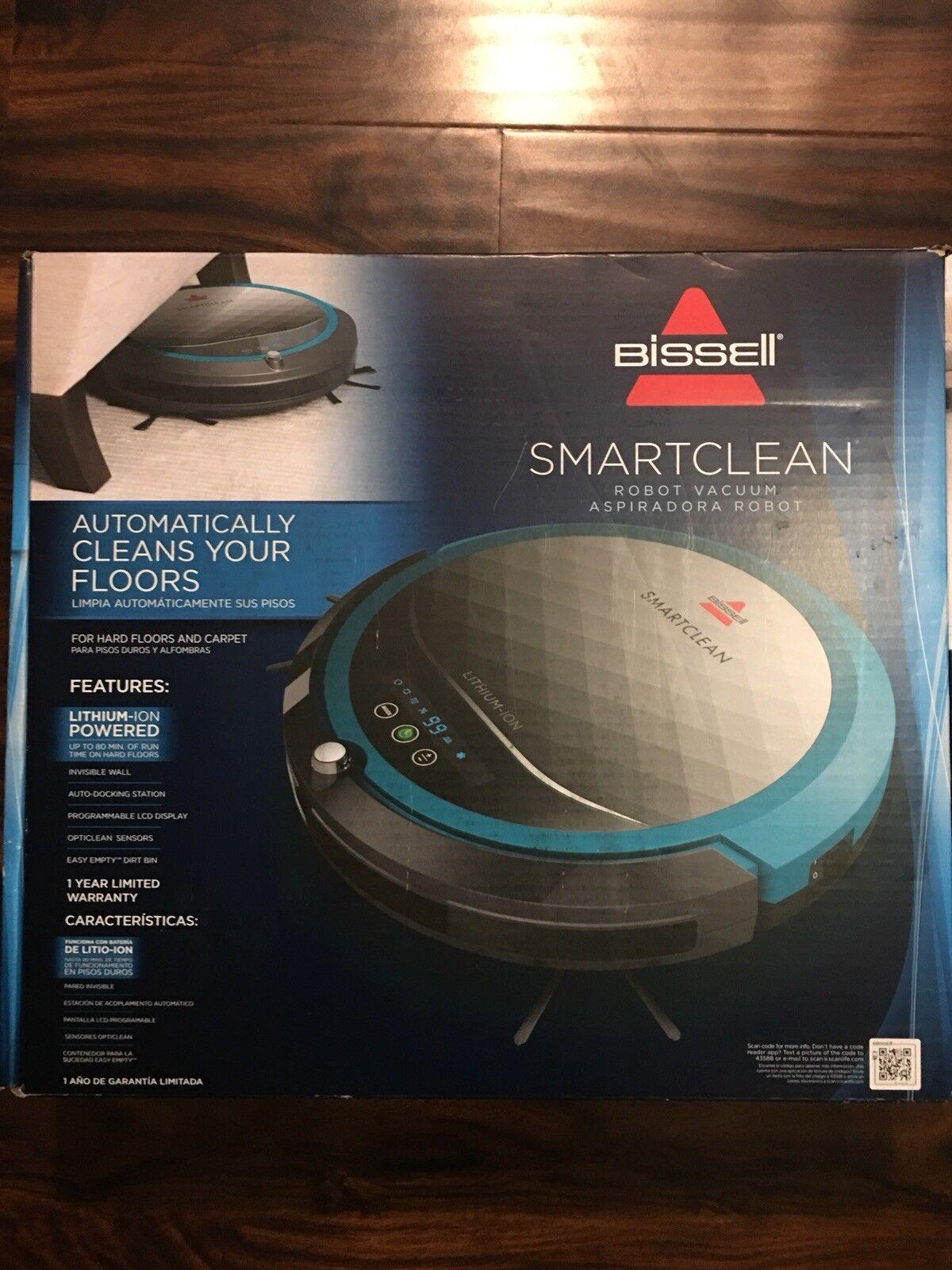 Bissell Homecare International Smart Clean Robot Vacuum 1974, Brand New Sealed