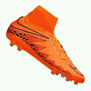 Nike Hypervenom Phatal II DF FG Soccer Cleats - Total Orange ... f31fe47e6