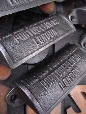 8 Vintage Style Old Printing Shop Portobello Rd Cup Handles drawer pulls knob