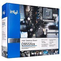 Intel D955xcs Intel 955x Socket 775 Btx Motherboard W/audio, Lan & Raid
