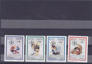 stamps-ERITREA-1995-SC-256-259-F-A-O-50TH-ANNIV-MNH-SET-ER-6