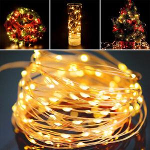 33 Ft 100 Led Decoration Fairy Lights
