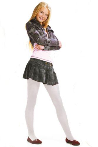 Children/'s School spessa Plain Opaco Collant 40 DENARI 3-16 anni LADY KAMA