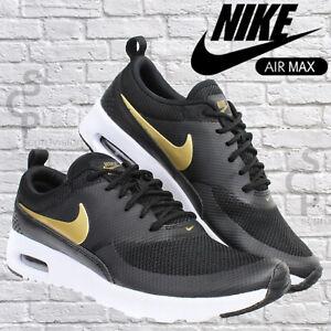 Damen Schuhe sneakers Nike Wmns Air Max Thea AJ2010 002