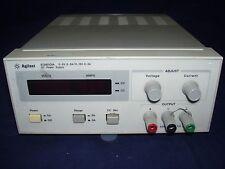 DC Power Supply AGILENT E3610A